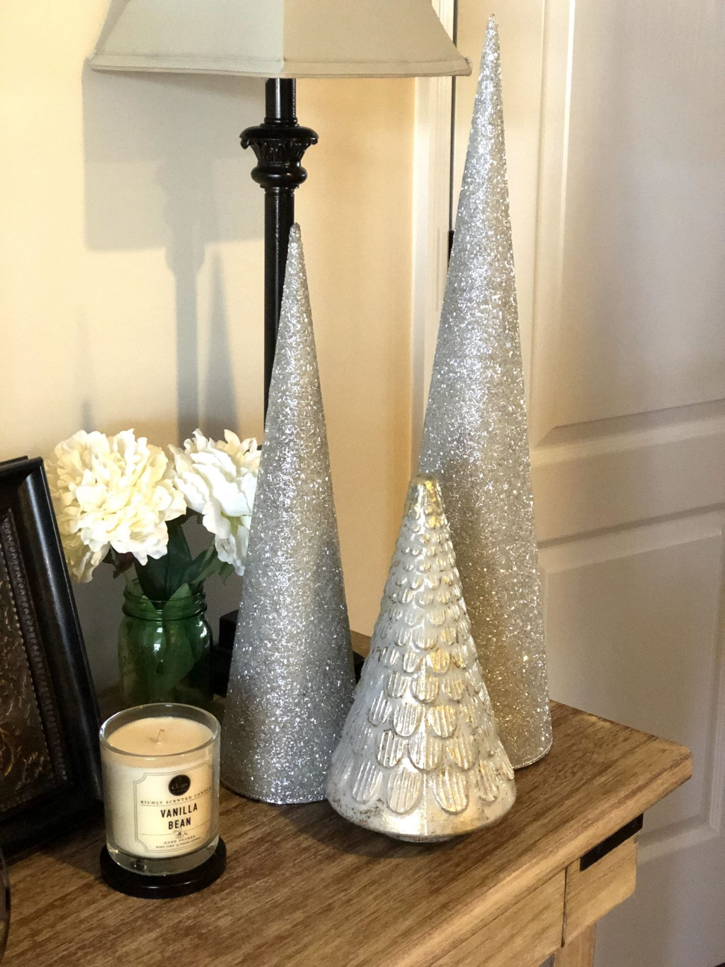 sparkle trees home decor