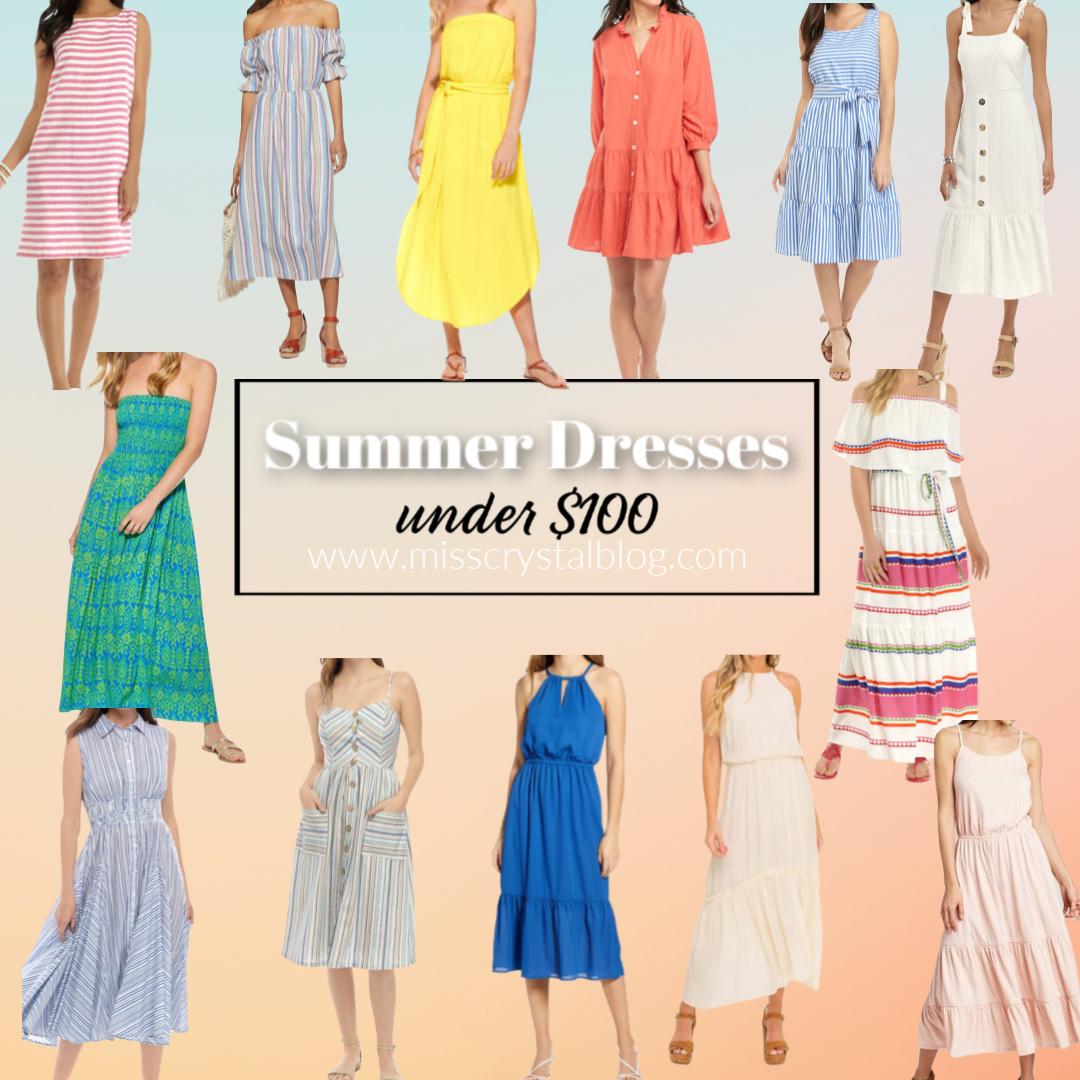 summer dresses under 100 misscrystal