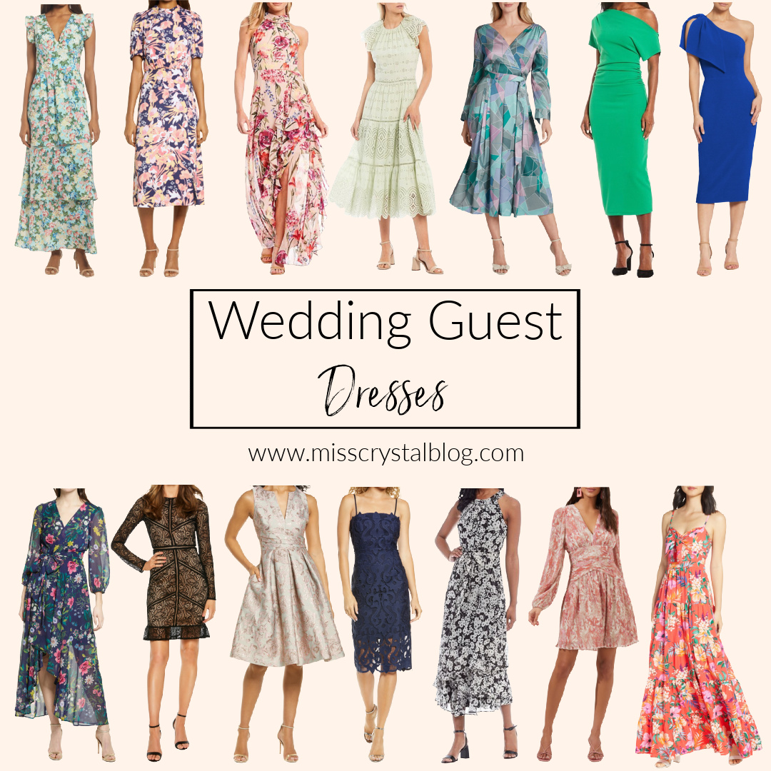wedding guest dresses misscrystalblog