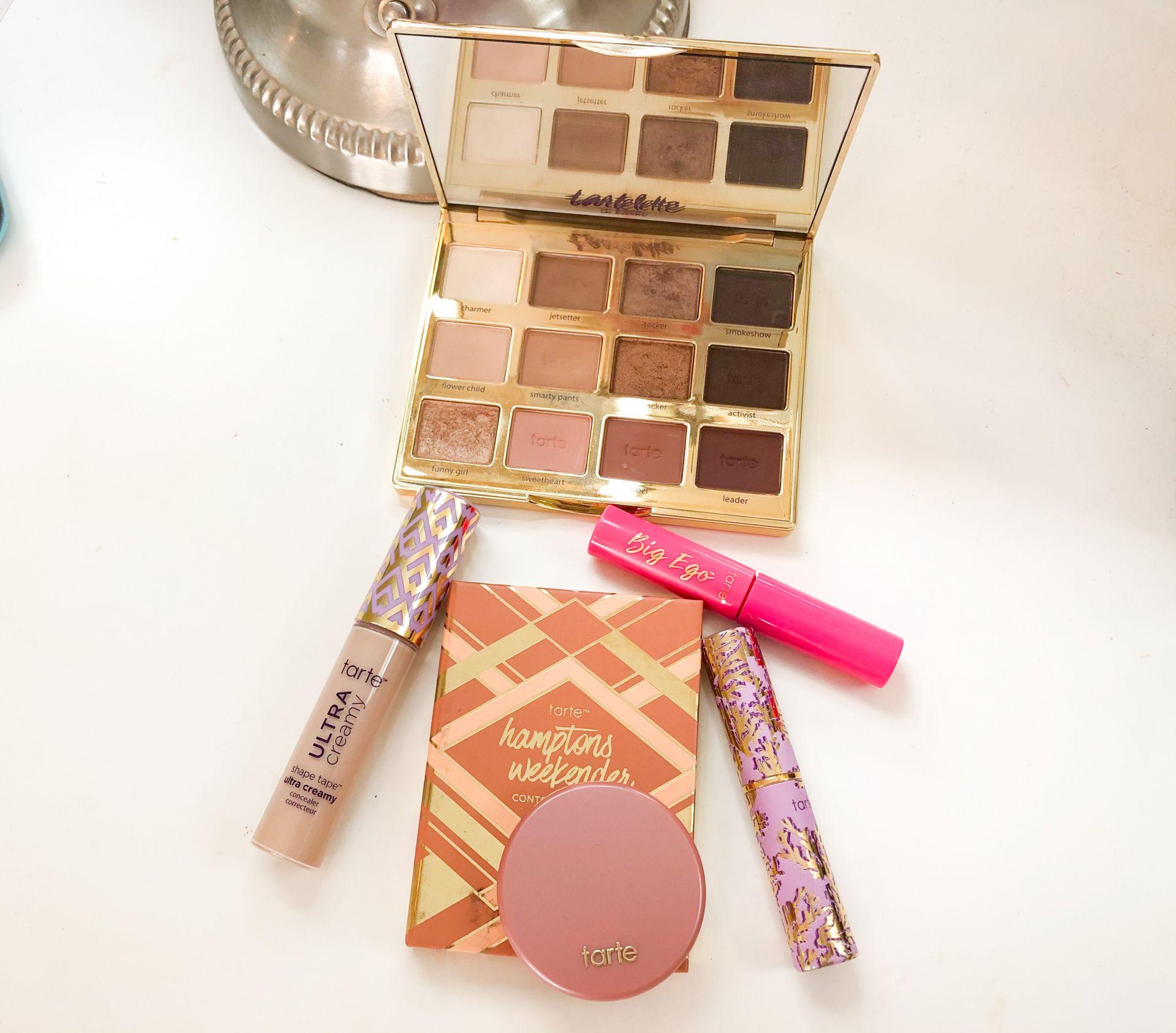 Tarte Cosmetics Spring Makeup