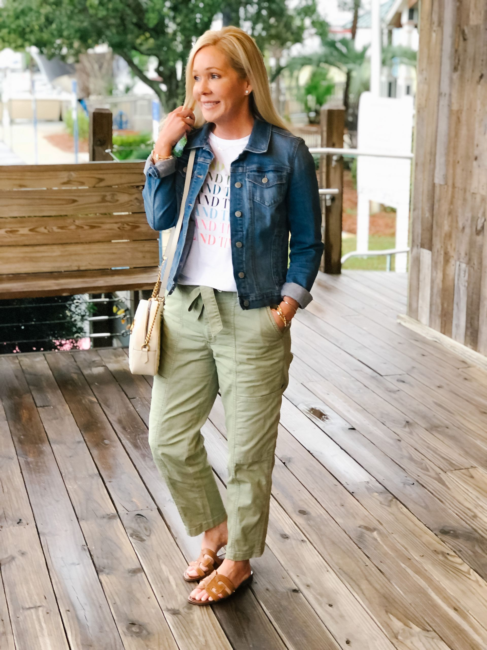Target cropped pants misscrystalblog