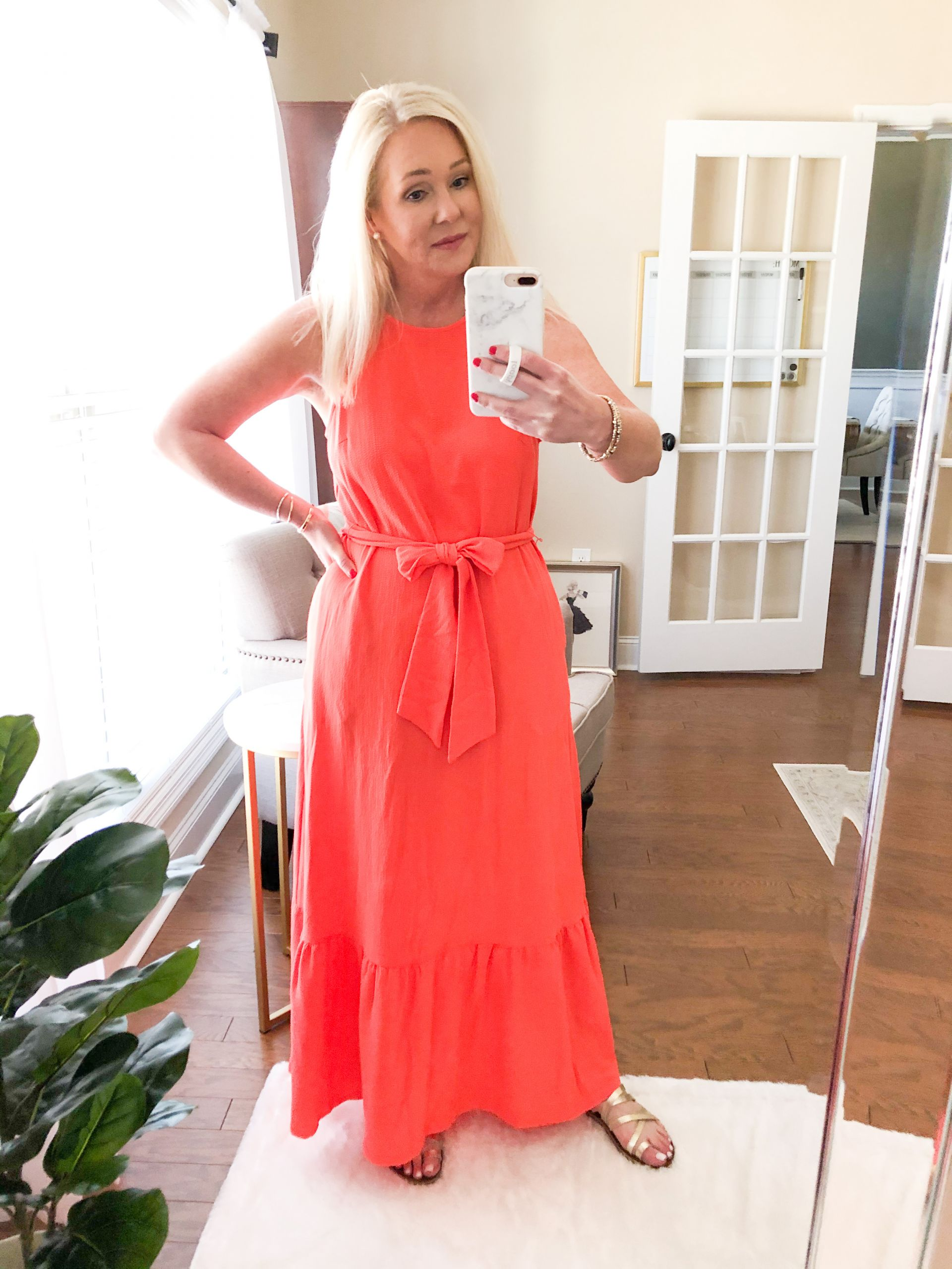 Target Maxi Dress misscrystalblog