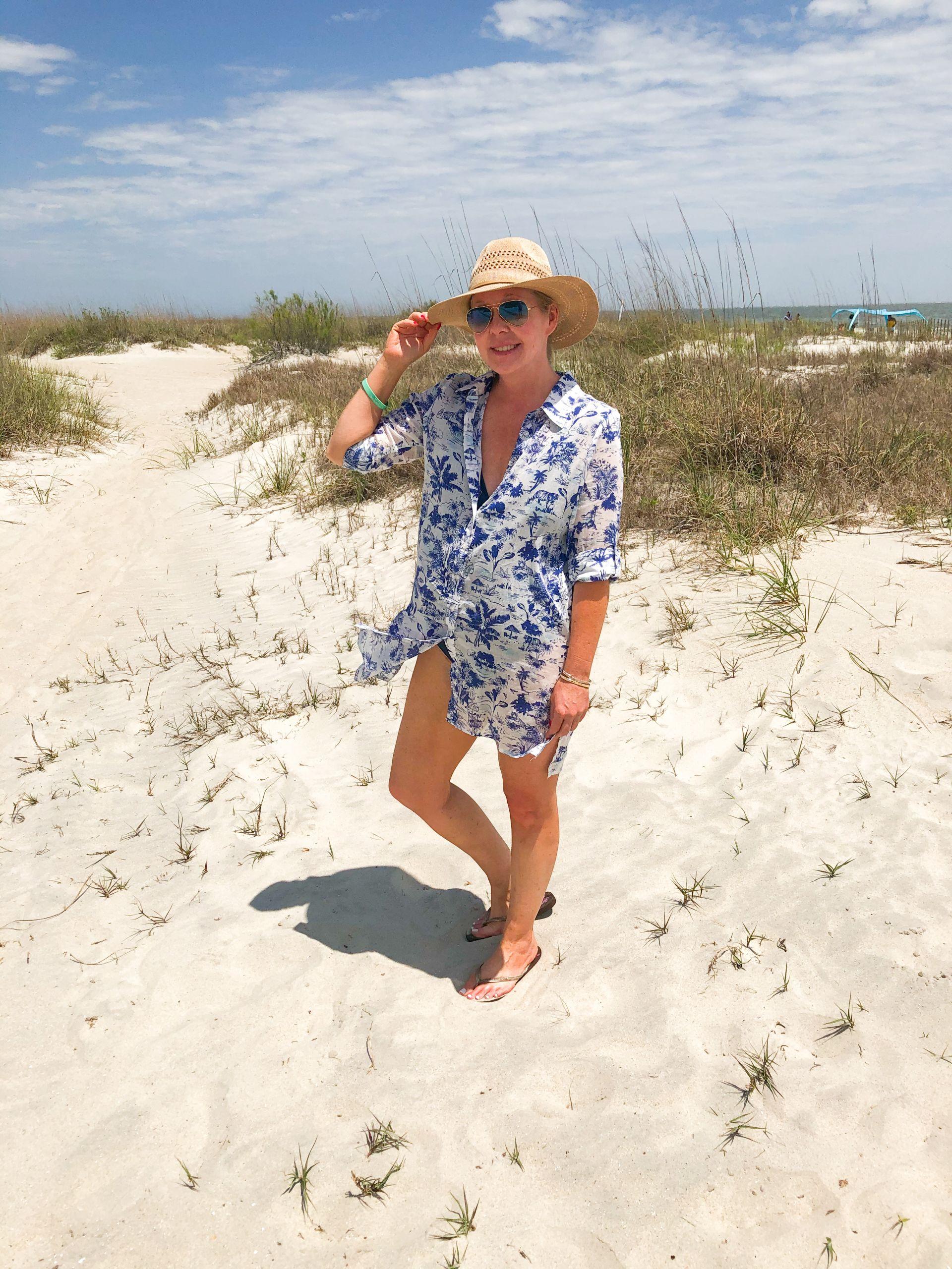 Hilton Head beach misscrystalblog