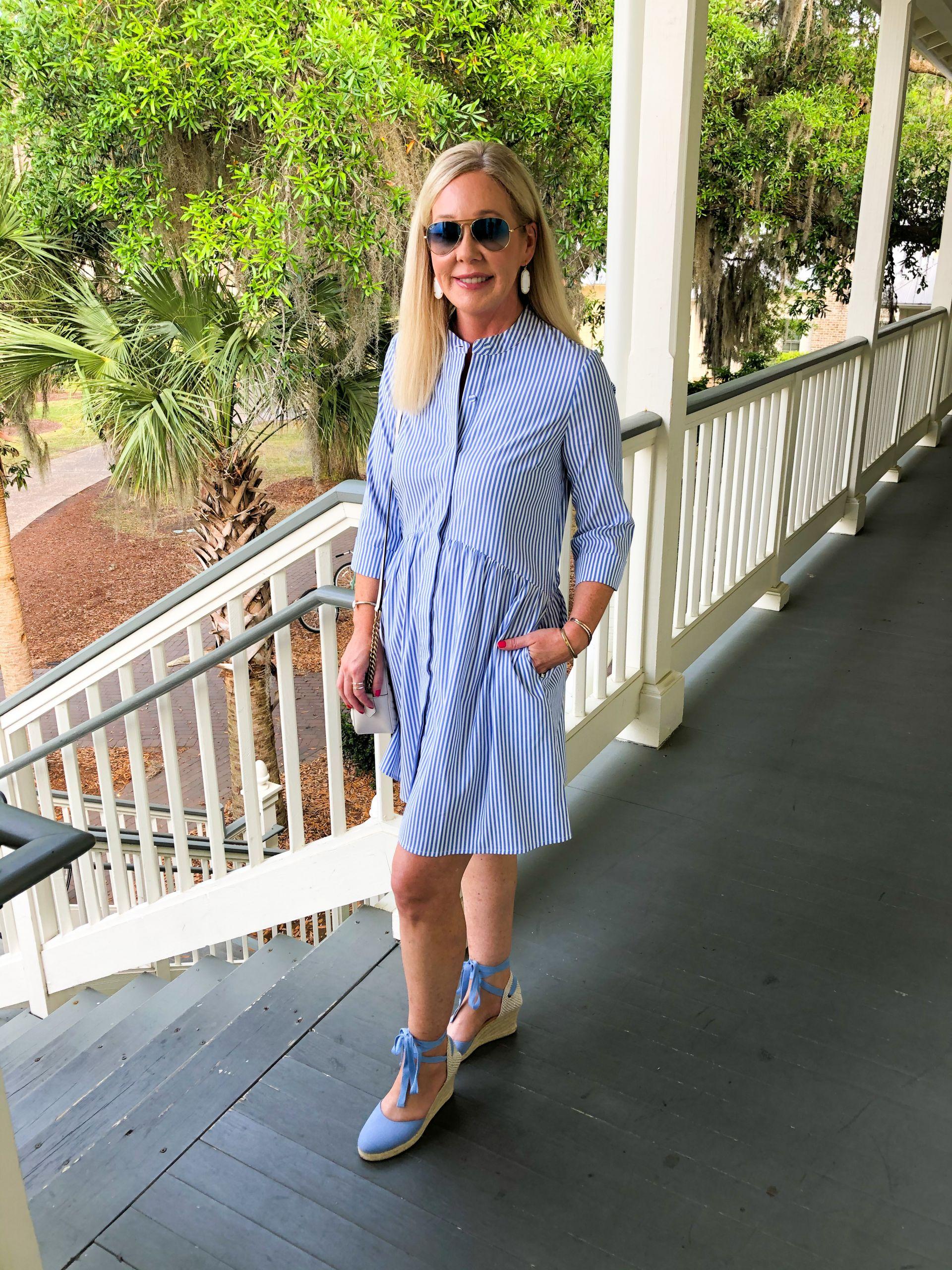 Tuckernuck dress misscrystalblog