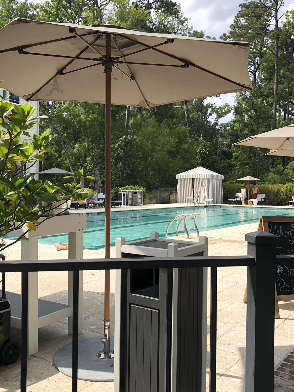 adult pool Palmetto Bluff misscrystalblog