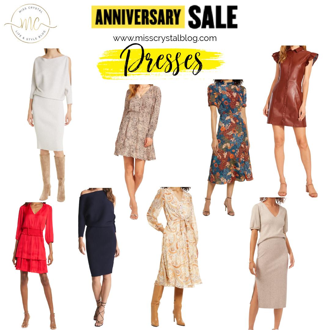 Nordstrom Anniversary Sale Dresses misscrystalblog