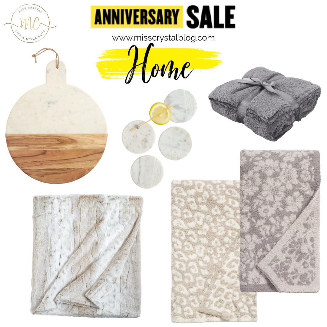 Nordstrom Anniversary Sale home misscrystalblog