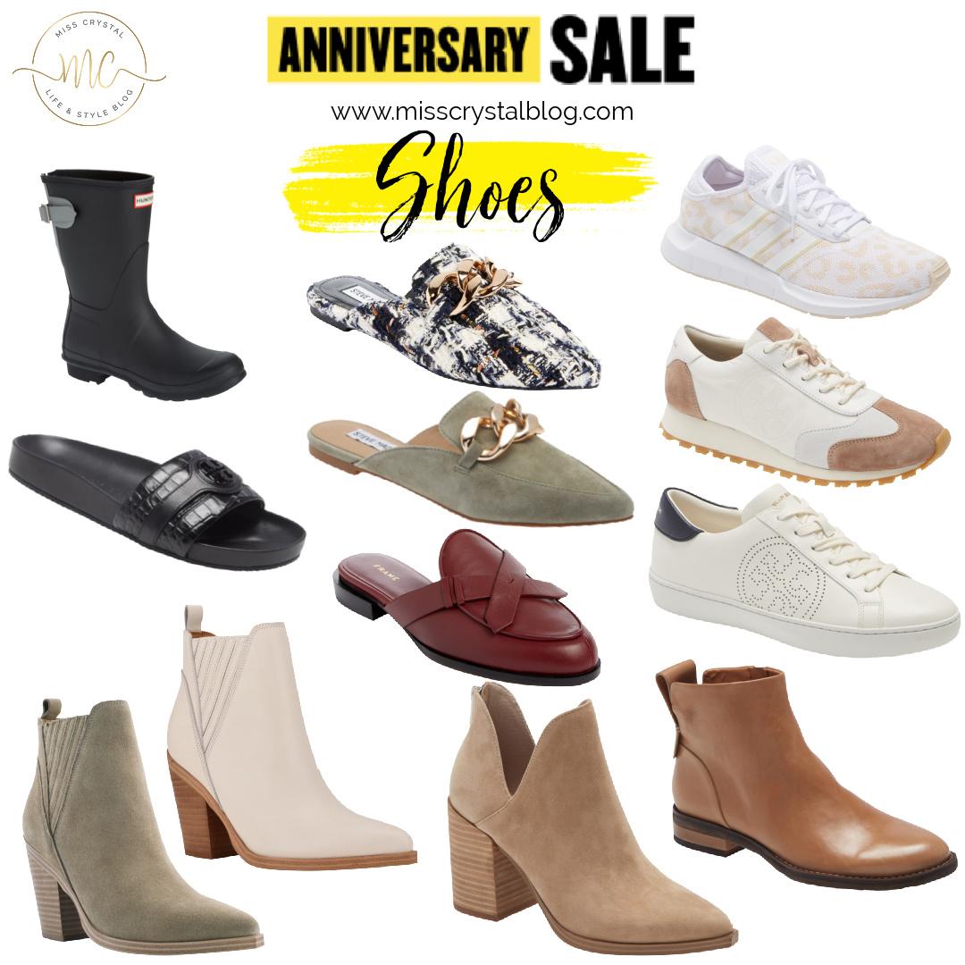 Nordstrom Anniversary Sale shoes boots misscrystalblog