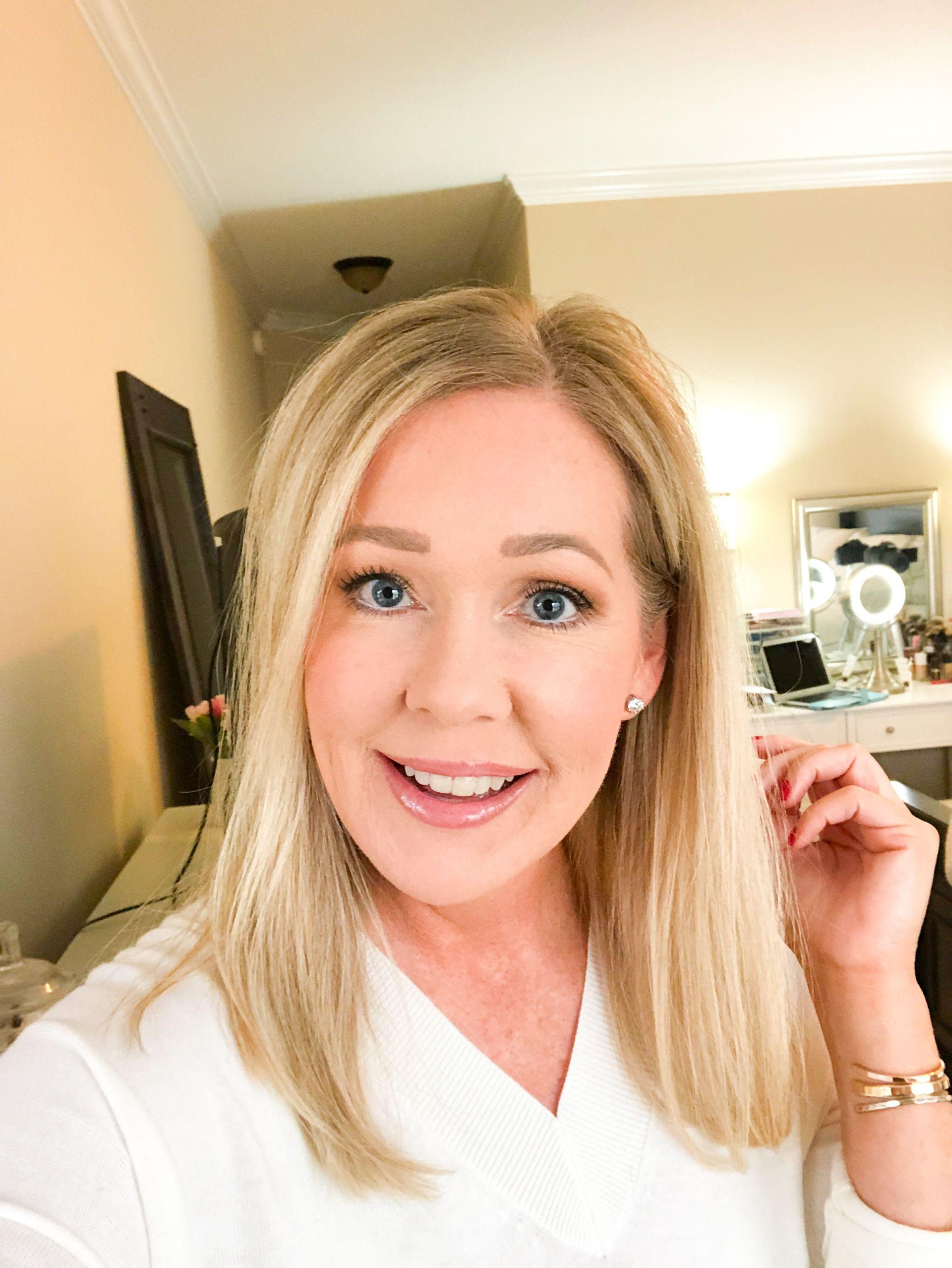 makeup routine misscrystalblog