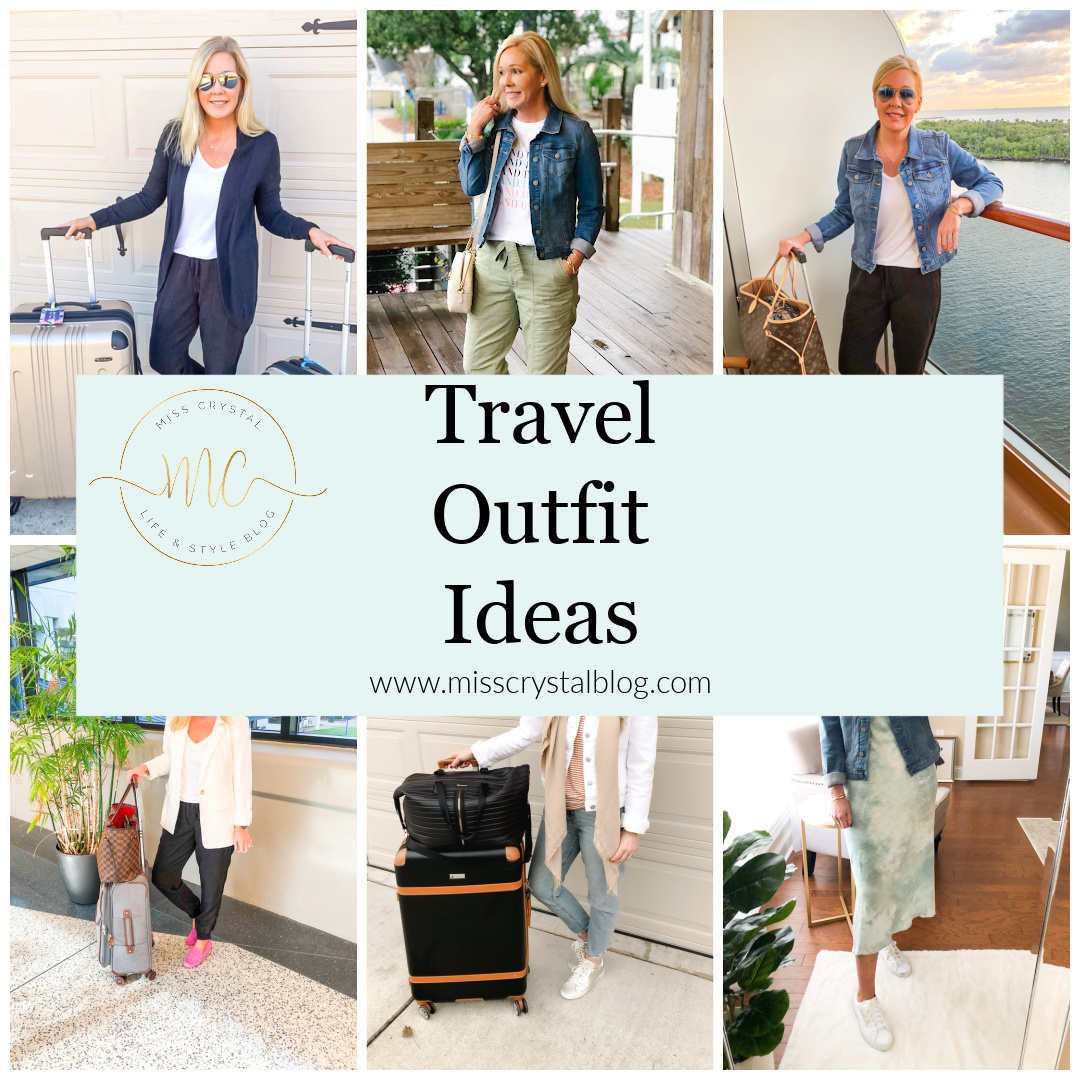 travel outfits misscrystalblog